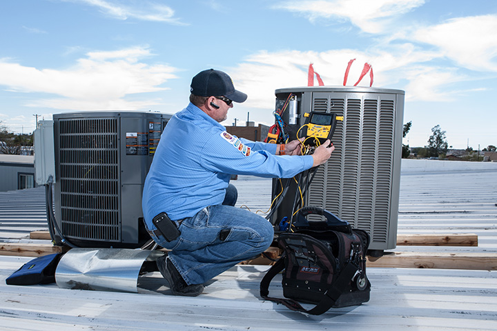 Repair Services Hamstra Heating Cooling